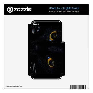 Cat Eyes Decals For iPod Touch 4G