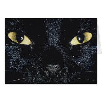 Cat Eyes greeting cards