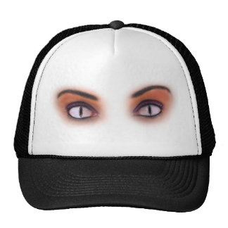 Cat Eyes Hat