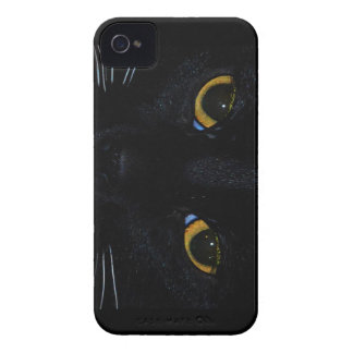 Cat Eyes iPhone 4 Cover