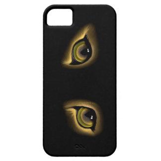 CAT EYES iPhone SE  _ YEUX DE CHAT iPhone SE iPhone SE/5/5s Case