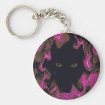 Cat Eyes Key Chains