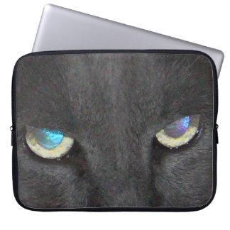 Cat Eyes Laptop Bag Laptop Computer Sleeve