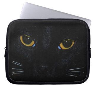 Cat Eyes Laptop Computer Sleeves