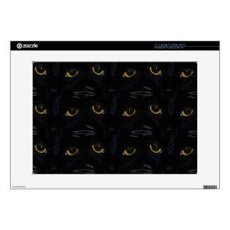 Cat Eyes Laptop Decals