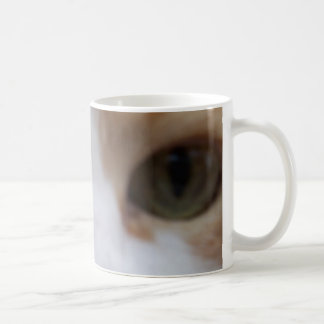 Cat eyes mugs