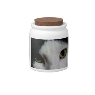 Cat Eyes (Photographic) Candy Jars