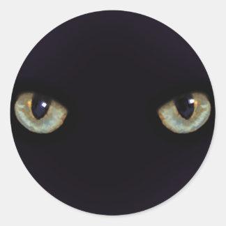 Cat-eyes Stickers
