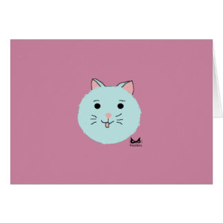 Cat Face: Attack of the Cuteness Card