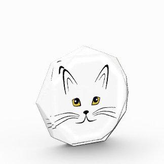 Cat Face Award