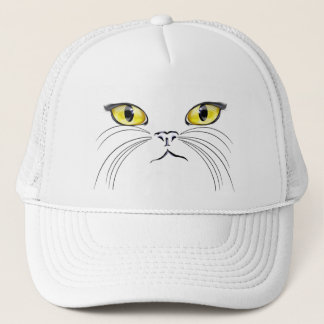 Cat Face Hat