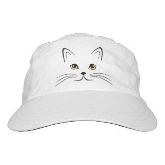 Cat Face Headsweats Hat