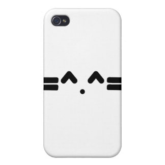 cat face, meowww, kitty kitten!! iPhone 4/4S cover