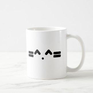 cat face, meowww, kitty kitten!! mugs