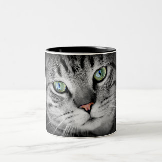 Cat Face Mugs