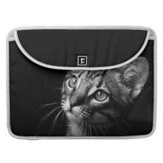 Cat Face Sleeve For MacBook Pro