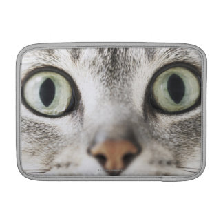 Cat face sleeves for MacBook air