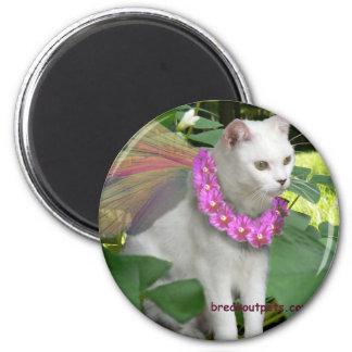 Cat Fairy Magnet