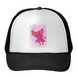 Cat Fairy Trucker Hat