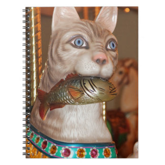 Cat Fancy Multiple Products Spiral Note Book