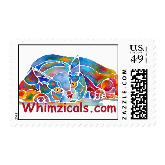 CAT Fantasy CATS Postage