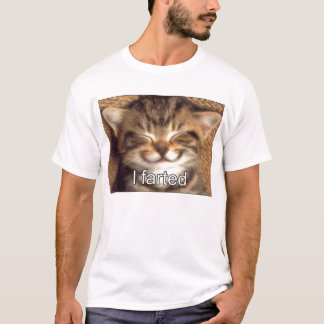 cat fart shirt