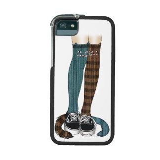 Cat feet iPhone 5/5S cover