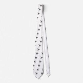 Cat Felis Catus Tie