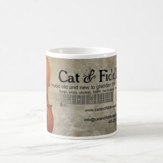 Cat & Fiddle info mug