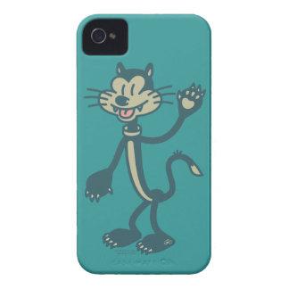 Cat™ flaco iPhone 4 cárcasas