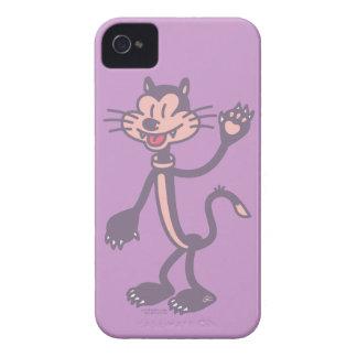 Cat™ flaco iPhone 4 fundas