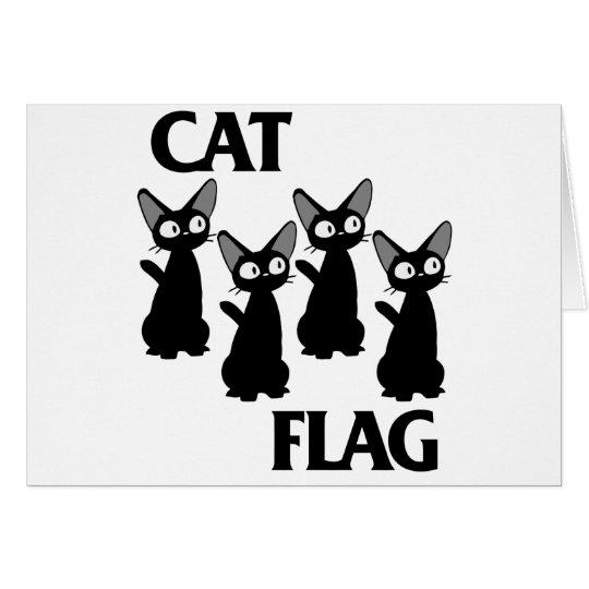 CAT FLAG 2 CARD