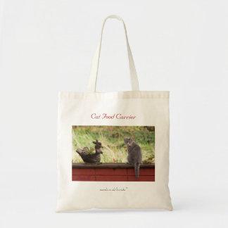 Cat Food Carrier Bag