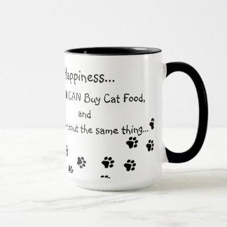 Cat Food Coffee Mug