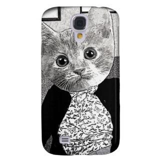 Cat Friend Galaxy S4 Cover