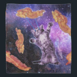 "Cat Frying Bacon With Eye Laser Bandana<br><div class=""desc"">Cat Frying Bacon With Eye Laser cat, meme, ""space cat"", ""laser cat"", ""purple cat"", ""meme cat"", ""bacon cat"", ""cat laser eyes"", ""ray cat"", cats, galaxy, funny, cool, blue, space, cosmos, light, stars, laser, kittens, ray, cute, pet, eyes, kitty, universe, nebula, meow, feline, ""into space"", ""in space"", ""cat laser"", ""cat with...</div>"