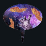"""Cat Frying Bacon With Eye Laser Cake Topper<br><div class=""""desc"""">Cat Frying Bacon With Eye Laser cat, meme, &quot;space cat&quot;, &quot;laser cat&quot;, &quot;purple cat&quot;, &quot;meme cat&quot;, &quot;bacon cat&quot;, &quot;cat laser eyes&quot;, &quot;ray cat&quot;, cats, galaxy, funny, cool, blue, space, cosmos, light, stars, laser, kittens, ray, cute, pet, eyes, kitty, universe, nebula, meow, feline, &quot;into space&quot;, &quot;in space&quot;, &quot;cat laser&quot;, &quot;cat with...</div>"""