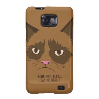 Cat Galaxy S2 Cover