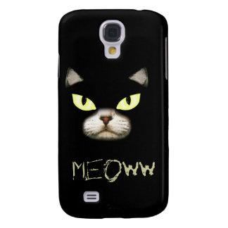 Cat Galaxy S4 Case