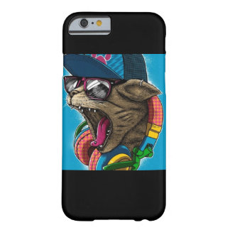 Cat Gangster Barely There iPhone 6 Case