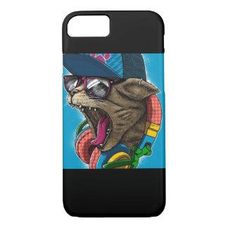 Cat Gangster iPhone 8/7 Case