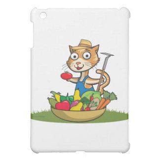 Cat Gardener iPad Mini Cases