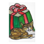 Cat Gift Stationery Paper