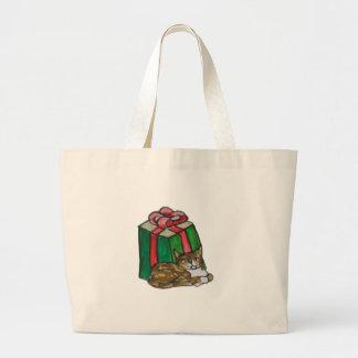 Cat Gift Tote Bag