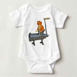 Cat Grinder Baby Bodysuit