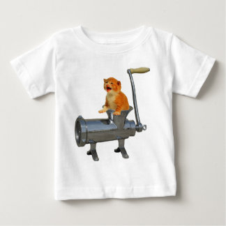 Cat Grinder Baby T-Shirt