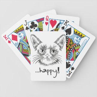 Cat Grumpy shirts Barajas De Cartas
