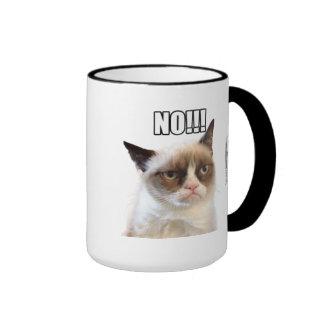 ¡Cat™ gruñón NO Taza