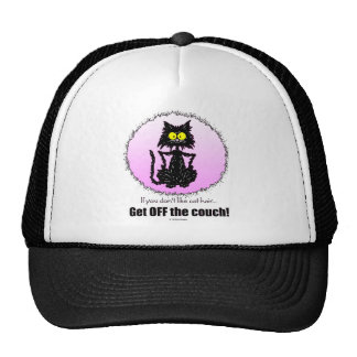 Cat Hair...Gifts for Cat Lovers Trucker Hat