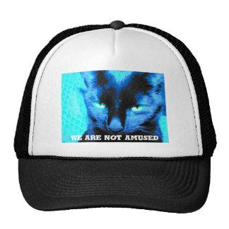 Cat Hat: we are not amused Trucker Hat